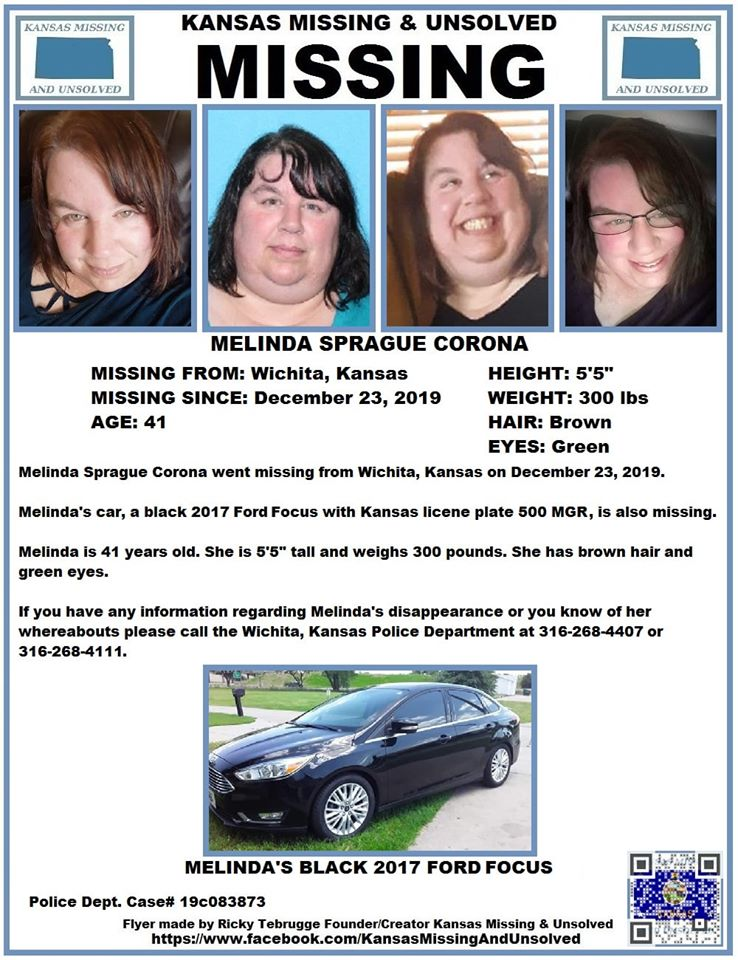 Wichita Police Need Help Finding Missing Woman
